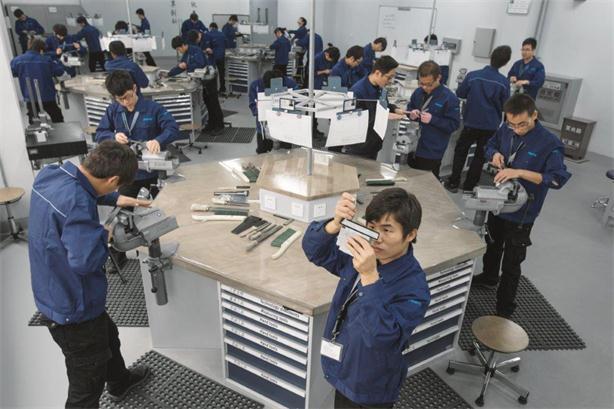 机械制造专业-德国双元制 (http://www.aery-syz.com/) 机械制造专业 第2张