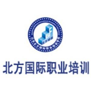 山東北方國際職業培訓logo