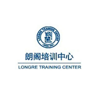 上海朗閣培訓中心logo