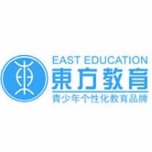 上海东方教育logo