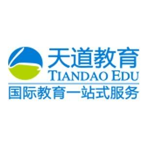 上海天道教育logo
