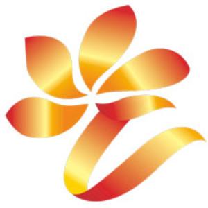 廣州紅棉藝校logo
