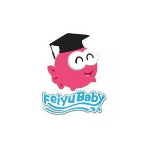 上海鯡魚寶寶奉賢南橋中心logo