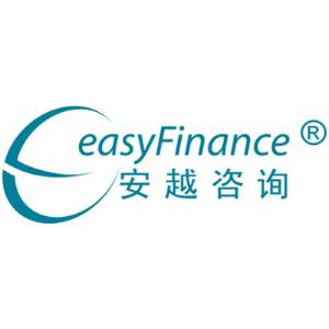 上海安越咨詢logo