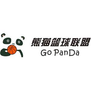 上海熊猫篮球联盟logo