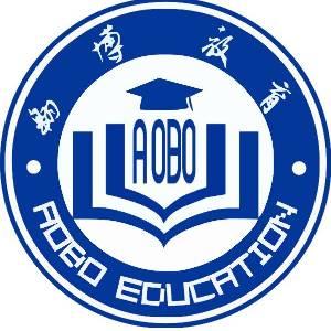 廣州翱博教育logo