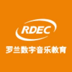 上海罗兰数字音乐教育logo