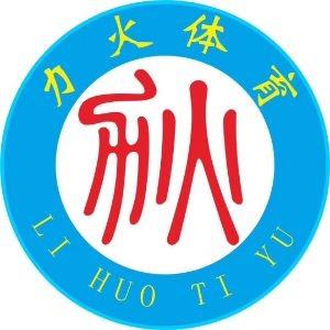 廣州力美健健身學院logo