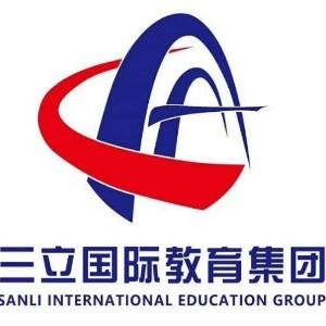 三立教育徐家匯旗艦校區logo