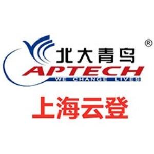 上海北大青鳥黃浦校區logo