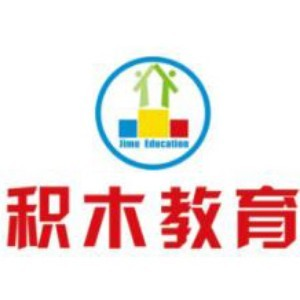廣州積木教育logo