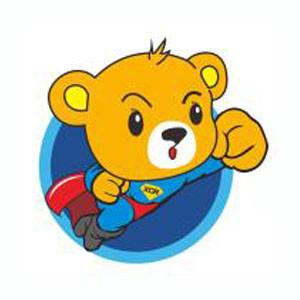 濟南小超人兒童運動館logo