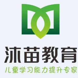 濟南沐苗教育logo