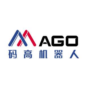 濟南碼高機器人logo