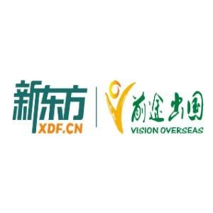廣州新東方前途出國留學logo