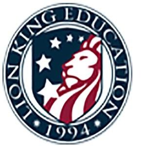 廣州獅王教育logo