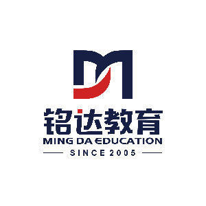 銘達教育logo