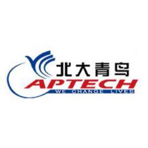 廣州青大暨華計算機培訓學校logo