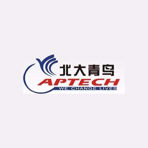 廣州北大青鳥華工校區logo