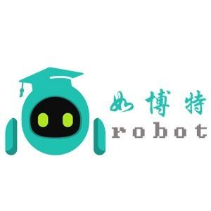濟南如博特機器人logo