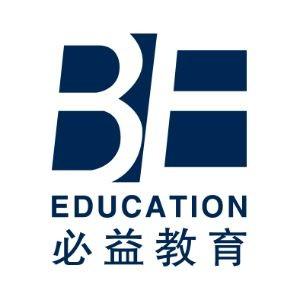 上海必益教育logo
