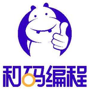 廣州和碼編程logo
