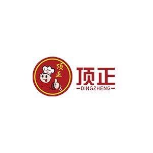 廣州頂正小吃培訓學校logo