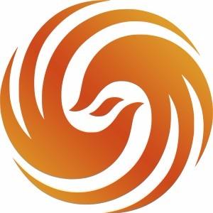 廣州鳳凰藝術教育logo