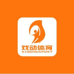 上海戏动体育logo