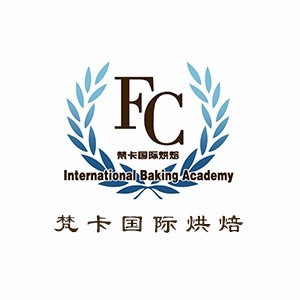 梵卡國際烘焙培訓學校logo