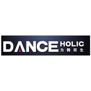 濟南danceholic舞蹈logo