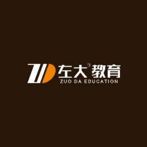 上海左大教育logo