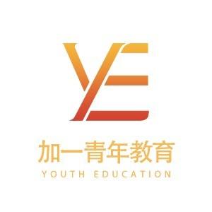 上海青年教育logo