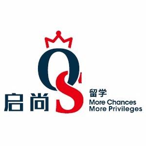 廣州啟尚留學logo