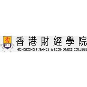 上海香港財經學院logo