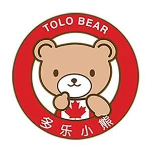 濟南多樂小熊日托早教中心logo