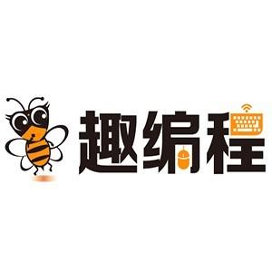 上海趣編程logo