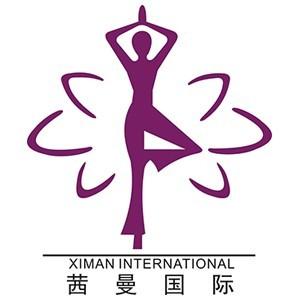 濟南茜曼國際瑜伽舞蹈logo
