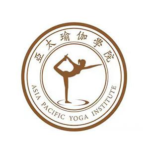 上海亞太瑜伽學院logo