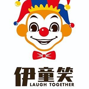 濟南伊童笑少兒藝術logo