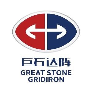 巨石達陣橄欖球學院濟南校區logo