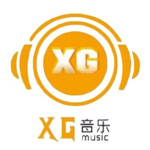 濟南XG架子鼓logo