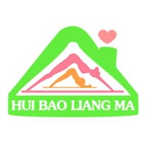 濟南慧寶靚媽瑜伽館logo