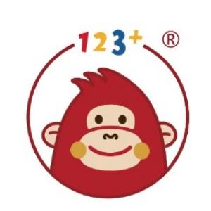 上海123+智匯成長中心logo