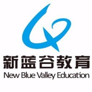 濟南新藍谷教育logo