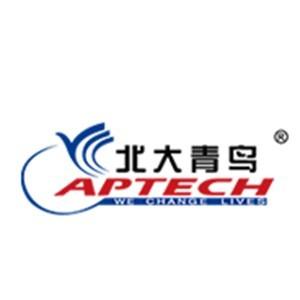 上海北大青鳥徐匯校區logo