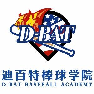 迪百特美式國際棒球logo
