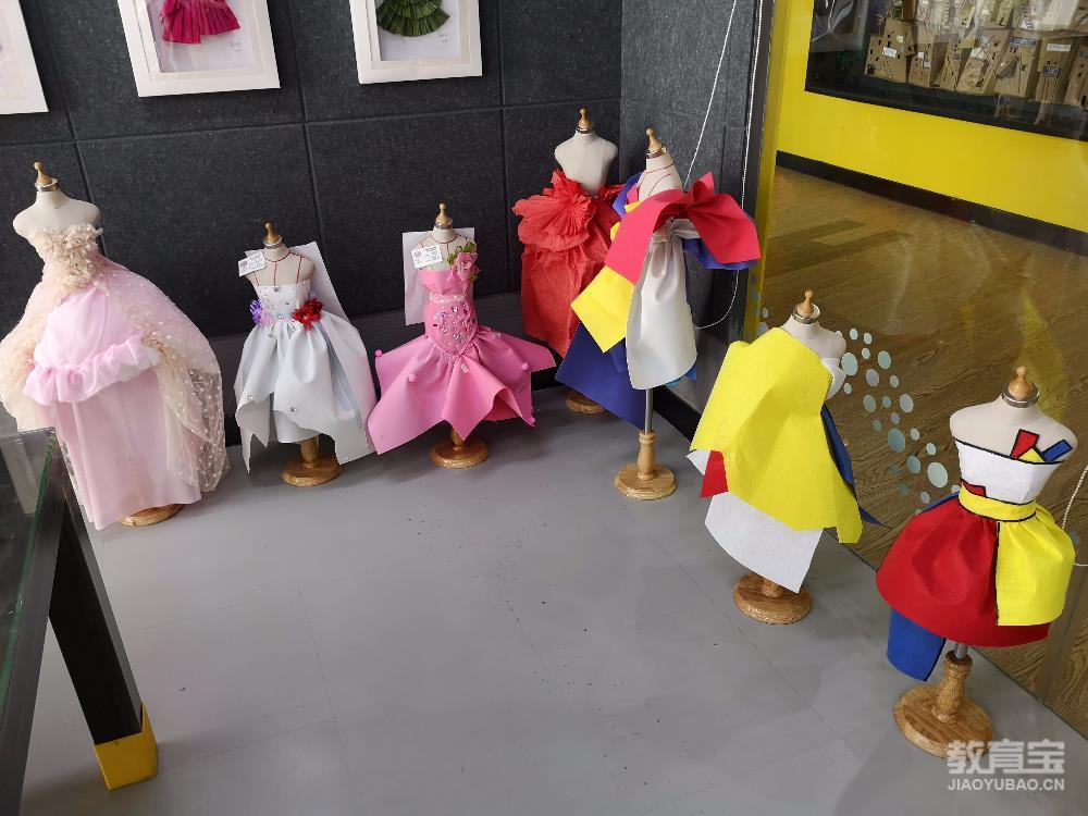 济南小时装设计师班多少钱_少儿美术培训哪个好_济南