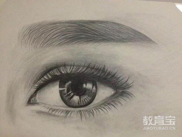 合肥半永久眉眼唇素描手绘课程