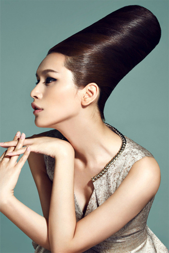 12,韩式短发新娘发型设计 13:欧式新娘发型设计 14,中式新娘古典发型